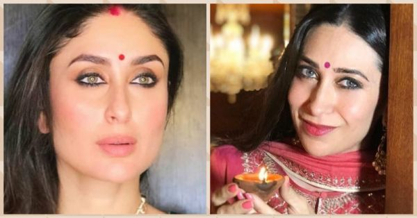 Keeping Up With The Kapoor Sisters: Bebo & Lolo's Eye Makeup Is Twinning!