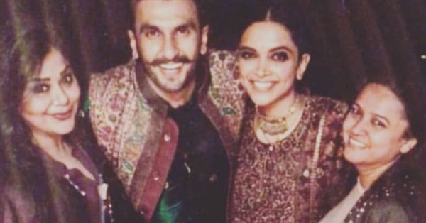Deepika & Ranveer Were Twinning On The Chooda Ceremony But His Shoes Stole The Show!