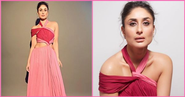 Kareena Kapoor Dressed As A *Rose* And Painted The Red Carpet Pink!