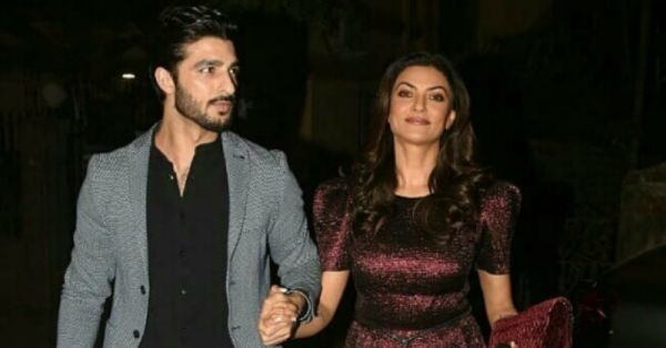 Sushmita Sen's Boyfriend Shares An *Adorable* Post Wishing His 'Jaan' On Instagram