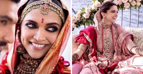 Bling Bling Mrs Singh: Deepika Padukone's Bridal Jewellery Stole The Show & Our Hearts!
