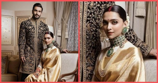 Deepika Padukone Takes A Page Out of Mastani's Book With Her Stunning Eye Makeup