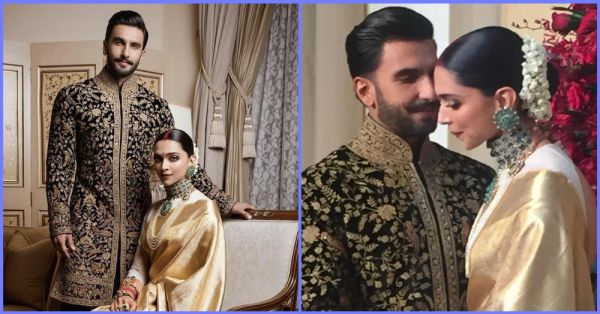 #DeepVeer: These Cute Moments From Their Reception Made Us Go, 'Pyaar Toh Aisa Hi Hota Hai'