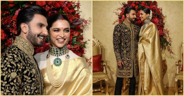Yeh Laal Ishq: Tiny Details At DeepVeer's Bengaluru Reception That You Probably Didn't Notice