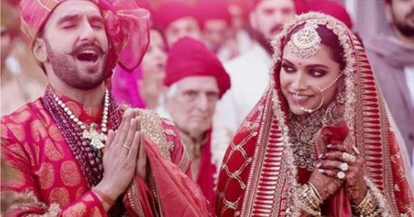 Video: The Making Of DeepVeer's Sabyasachi Wedding Outfits Will Make You Want To Get Married