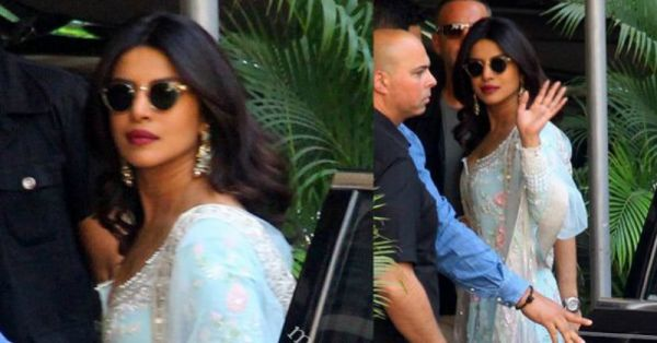 The Celebrations For The Priyanka-Nick Wedding Have Started, Not With A Bang But With A Pooja!