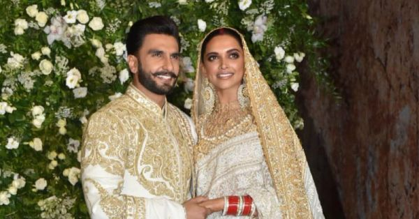 DeepVeer Ditched 'Din Shagna Da' & Played *This Song* On Loop At Their Receptions