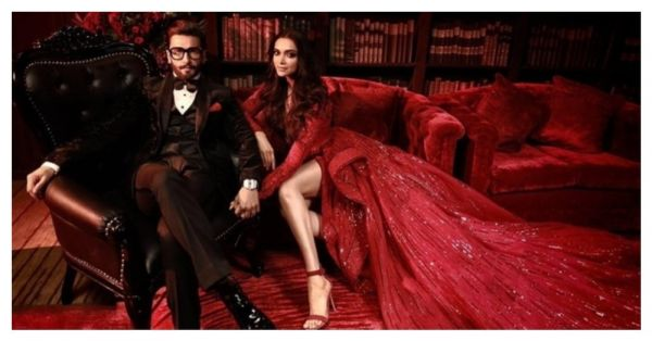 All The Inside Pictures You Wouldn't Want To Miss From DeepVeer's Bollywood Reception!
