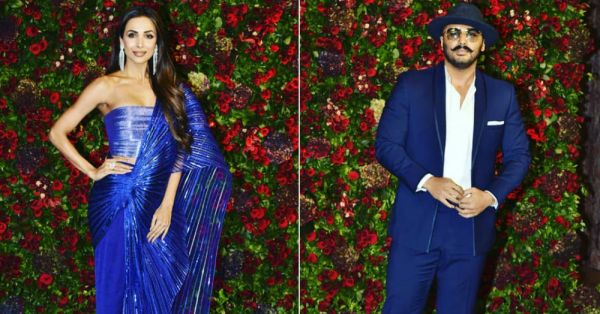 DeepVeer's Reception: Bollywood Was A Big, Happy Family With Old Flames & New Relationships!