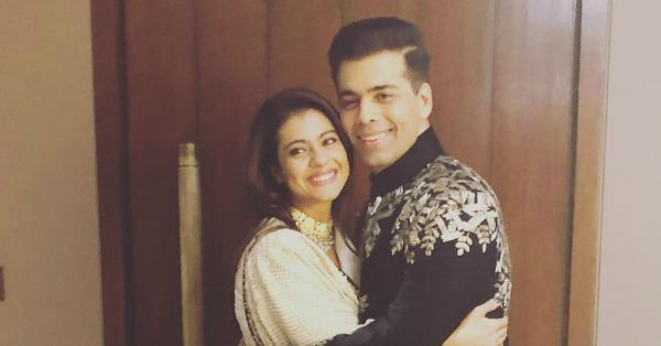 This Is The *Real* Reason Behind Karan Johar & Kajol's Major Fight In 2016!