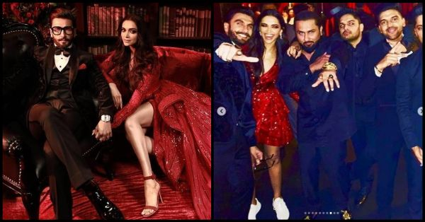 Deepika Changing Into Comfy Sneakers At Her Reception Is *All Of Us* At Parties!