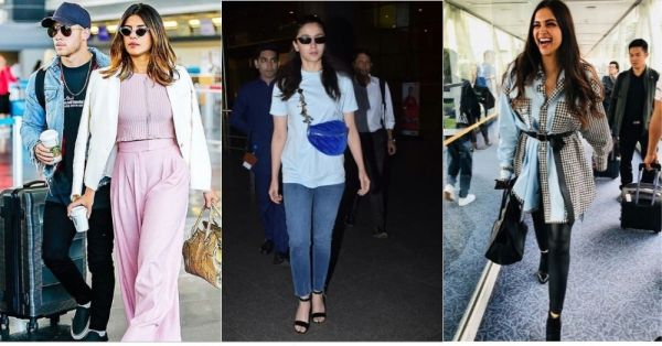 15 Best Celeb Airport Looks From 2018 You Will Want To Steal!
