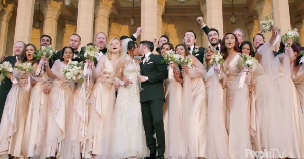 10 Breathtaking Moments From Priyanka & Nick's Wedding Video That You Can't Miss!