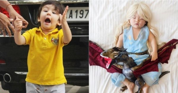 Munchkin Alert: These Cutie-Patooties On Instagram Are Making Our Hearts Melt!
