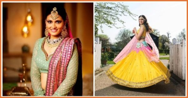 10 New Age Bridal Lehenga Designers We Loved In 2018!
