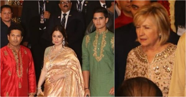 All The Influential Guests At Isha Ambani's Wedding & No, We Don't Mean Bollywood!