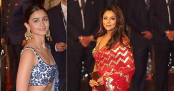 These Bollywood Celebrities Went Stag At The Ambani Wedding & We're Wondering Why!