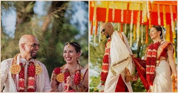 Roadies' Raghu Ram Got Hitched In Goa & It Looks Like The Beach Wedding Of Our Dreams!