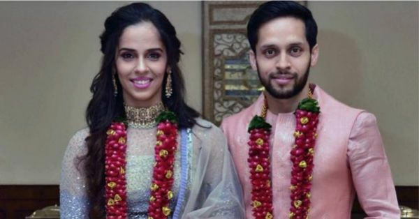 Badminton Ne Bana Di Jodi: Saina Nehwal Ties The Knot With Parupalli Kashyap!