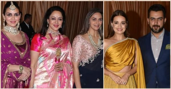 A List of All The Guests Who Attended Isha Ambani and Anand Piramal's Wedding Reception