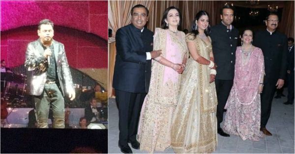 A. R. Rahman's Performance At The Ambani Reception Was As Glam As His Silver Jacket!