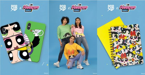 BIG ANNOUNCEMENT: POPxo & Cartoon Network Release An Exclusive Powerpuff Girls Collection