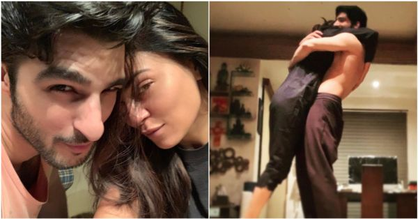Sushmita Sen's Birthday Wish For Boyfriend Rohman Shawl Is So Rooh-mantic!