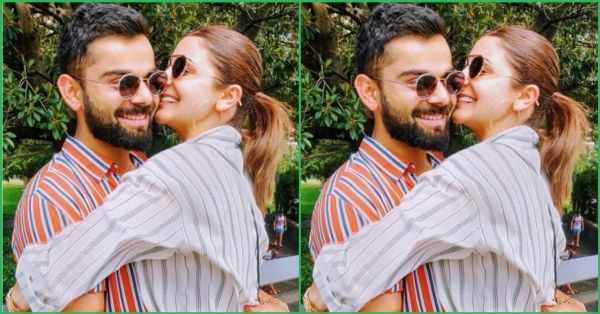 Not Just PDA, Virat & Anushka Are Winning At Twinning Too In This Latest Pic And OMG!