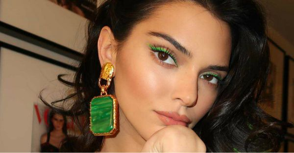 Green With Envy: The Products You Need To Get Kendall's LIT Eyeliner Look!