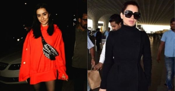 *No Pants, No Problems* Is Kangana Ranaut & Shraddha Kapoor's Cool New Fashion Mantra And We Are Game!