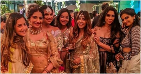 Sonam And Rhea Kapoor Are The On-Point Bridesmaids You Want At Your Wedding!