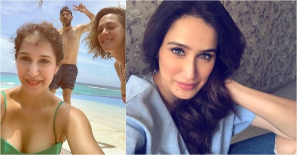 These 20 *Bomb AF* Selfies Of Sagarika Ghatge Will Make You Say 'Kyaaa Baat Ay'!