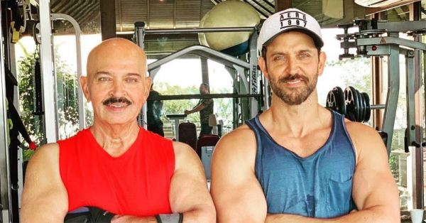 Hrithik Opens Up About Father Rakesh Roshan's Battle With Cancer In A Heartfelt Post