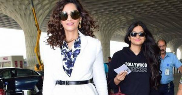 Sonam Kapoor Goes *Curly, Curvy 'N' Cool*... Is It Just Us Or The Zoya Factor?