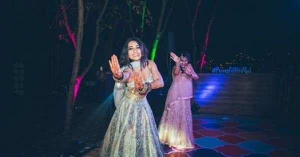 Dance Like There Is No Tomorrow At Your Wedding In These *Gorgeous* Sangeet Outfits