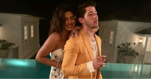 Priyanka & Nick Can't Keep Their Hands Off Each Other On Honeymoon 3.0