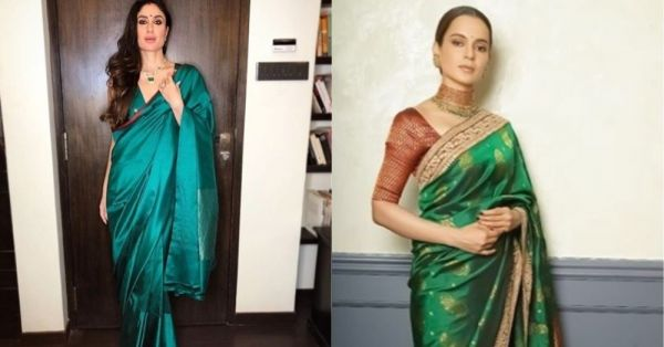 Stop Everything And Look At The Perfect Saree Types That Will Have You Swinging