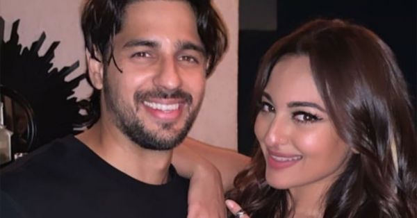 Bollywood Cheered On As Sidharth Malhotra Blew Out The Candles For His 34th Birthday