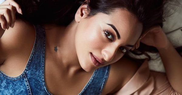 Stop What You're Doing: Sonakshi Sinha's Eyebrows Are Screaming For Attention!