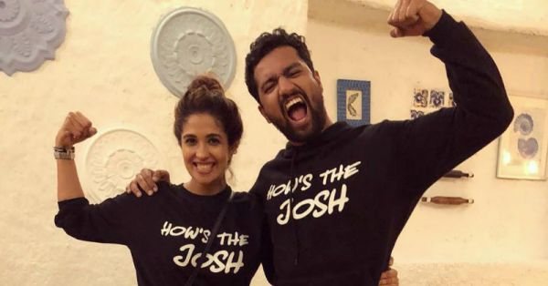 The Josh Is High Because Vicky Kaushal Has Made It Insta-Official With Harleen Sethi!