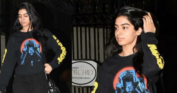 Khushi Kapoor Is In *Weeknd* Mode Already And Her Groovy OOTD Says It All!