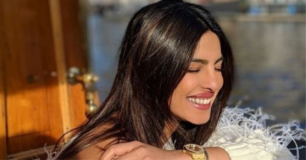 Priyanka Chopra Went Blonde And We Are Honestly Lovin' Her New Look!