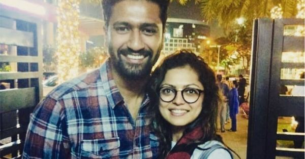 Drashti Dhami's Josh Is High After Meeting 'Hottie' Vicky Kaushal & We Totally Get It!