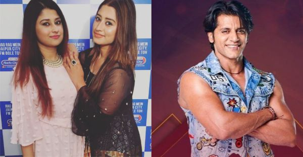 Karanvir Bohra Celebrates Wife Teejay's Birthday With Bigg Boss Contestants Saba & Somi