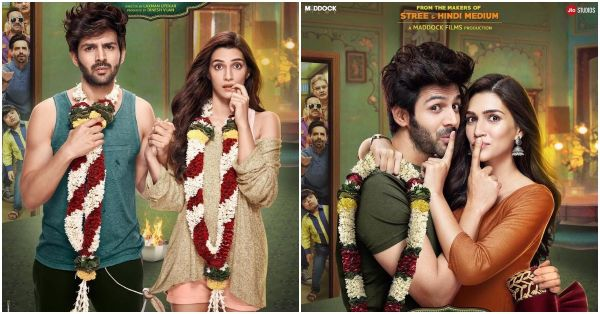 The Trailer Of Luka Chuppi Is Here And It's The One Wedding Film We're Not Missing This Year!