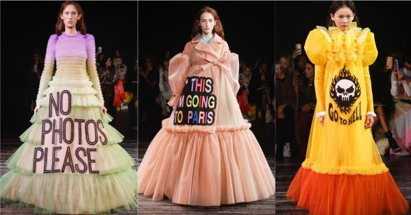 You Wouldn't Want To Wear Anything Else Once You See *These* Slogan Dresses!