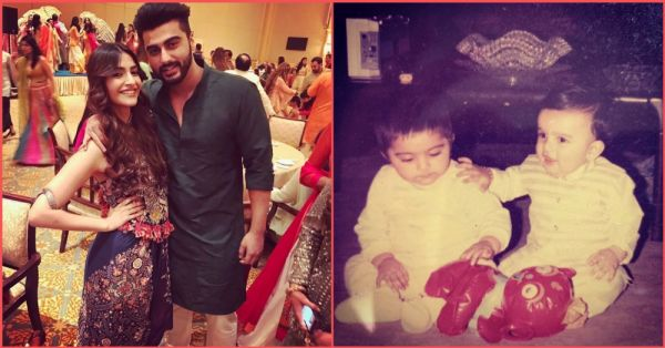 Arjun Kapoor Shares A Heartfelt Post About Sonam Kapoor & We're Like Bhai Ho To Aisa!