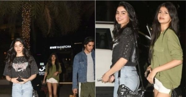 The Younger Kapoor Sibling AKA Khushi Kapoor Nailed The Ultimate Cool Girl Style With This Look!