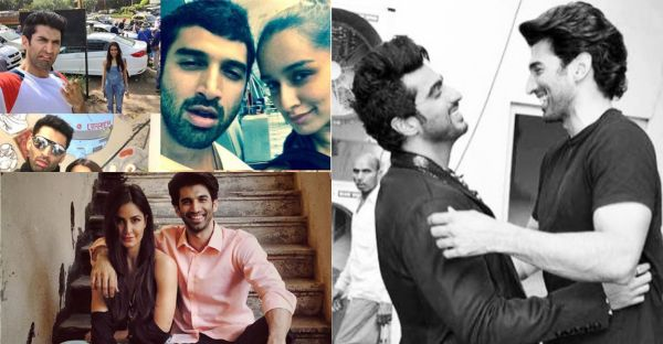 Ok Instagram: Aditya Roy Kapur Has Finally Joined The 'Gram Because Of Two Lovely Ladies