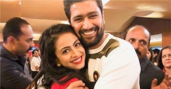 The Josh Of Jealousy Was High When Manasi Parekh Worked With Vicky Kaushal In Uri
